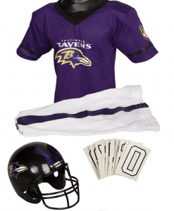 NFL Ravens Uniform Costume