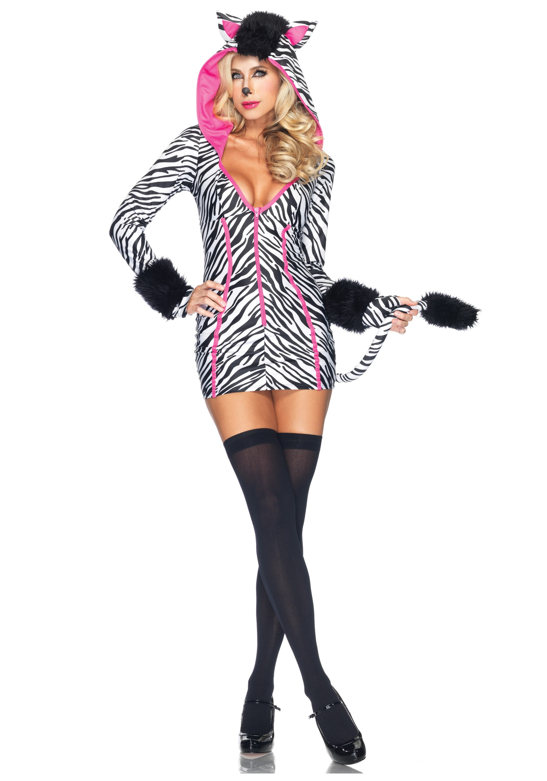 Sexy Savanna Zebra Costume  sc 1 st  Halloween Costumes & Sexy Savanna Zebra Costume - Halloween Costume Ideas 2016