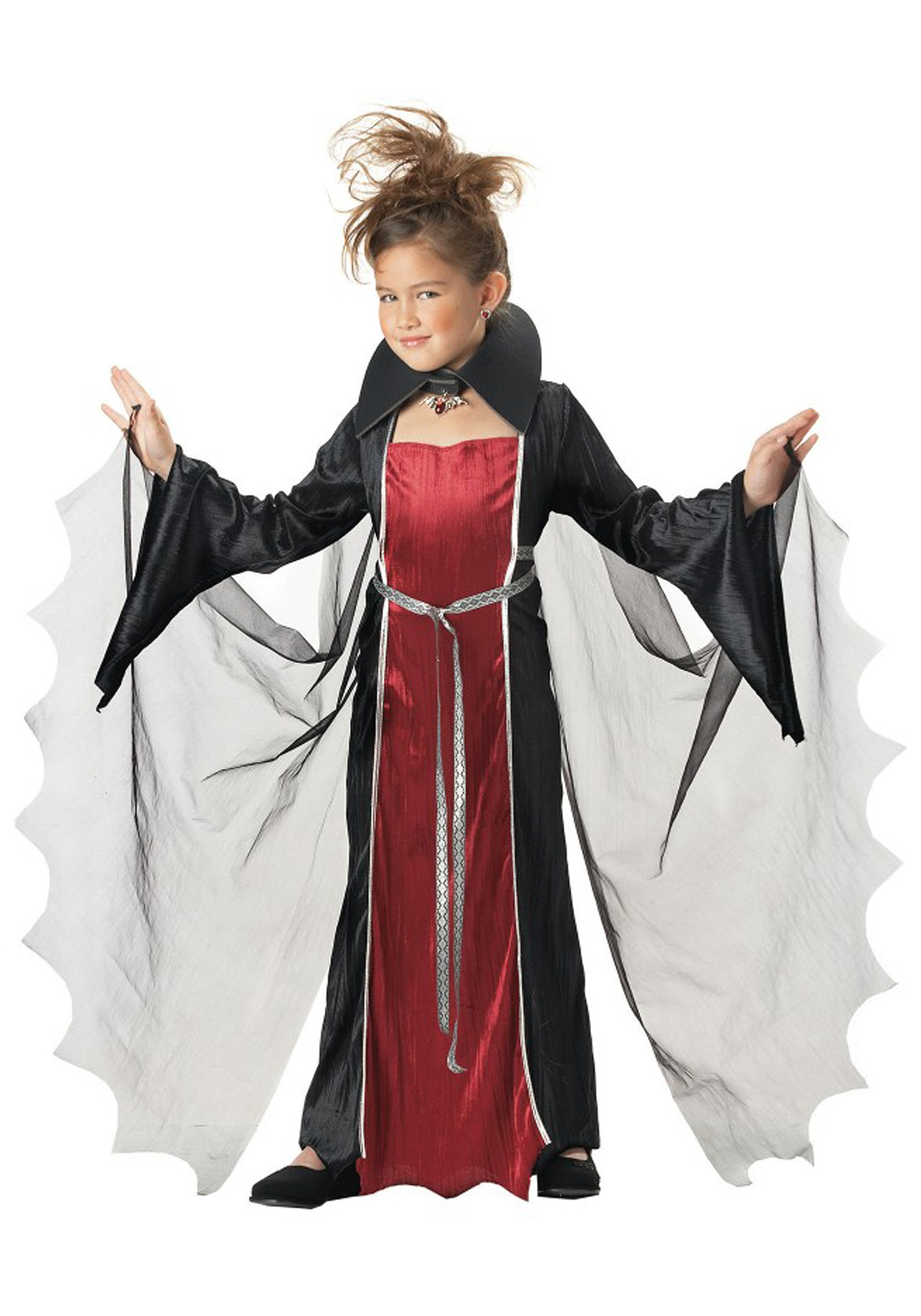 girls vampire costume - halloween costume ideas 2018