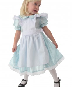 Toddler Alice Costume