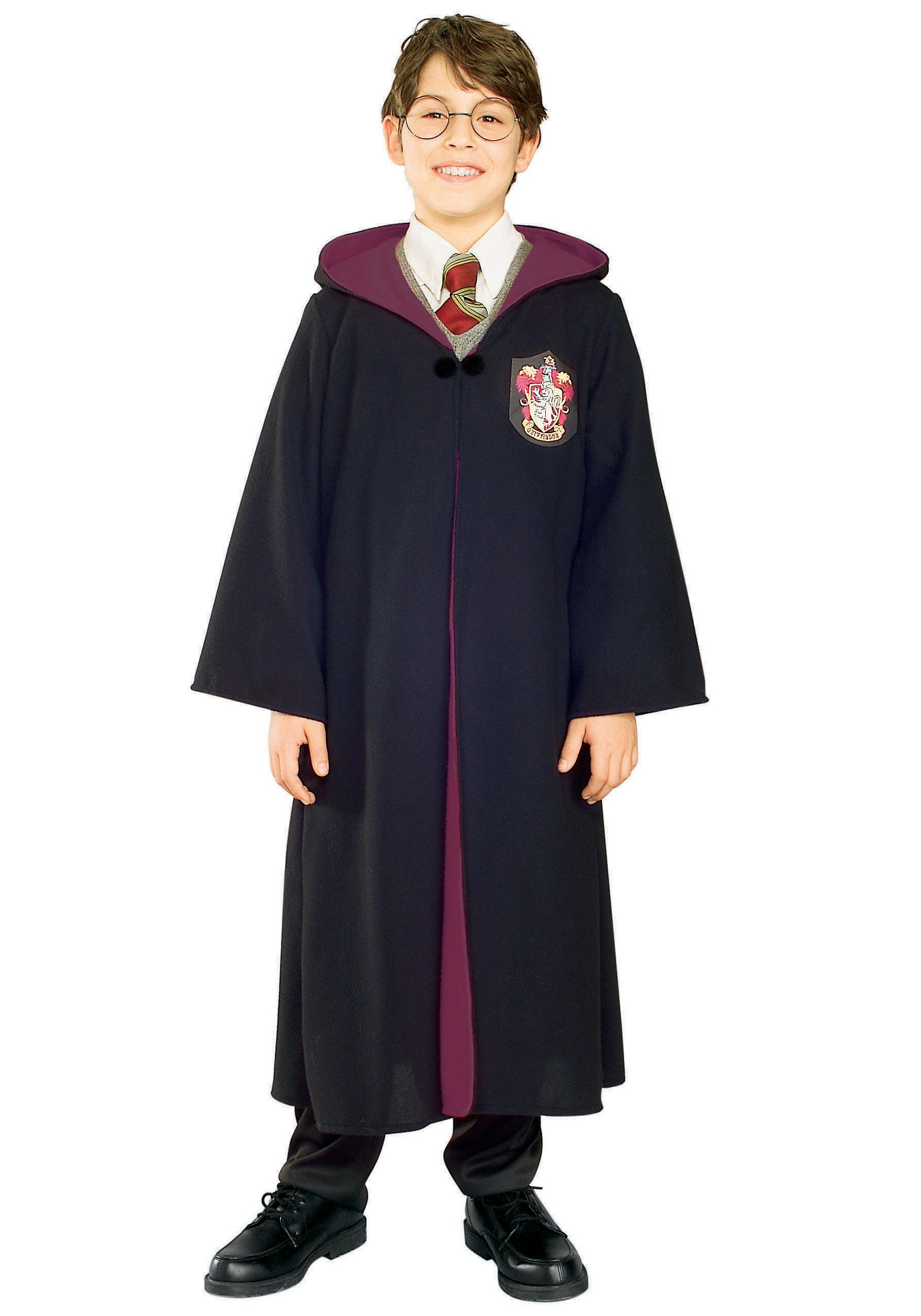 child deluxe harry potter costume halloween costume. Black Bedroom Furniture Sets. Home Design Ideas