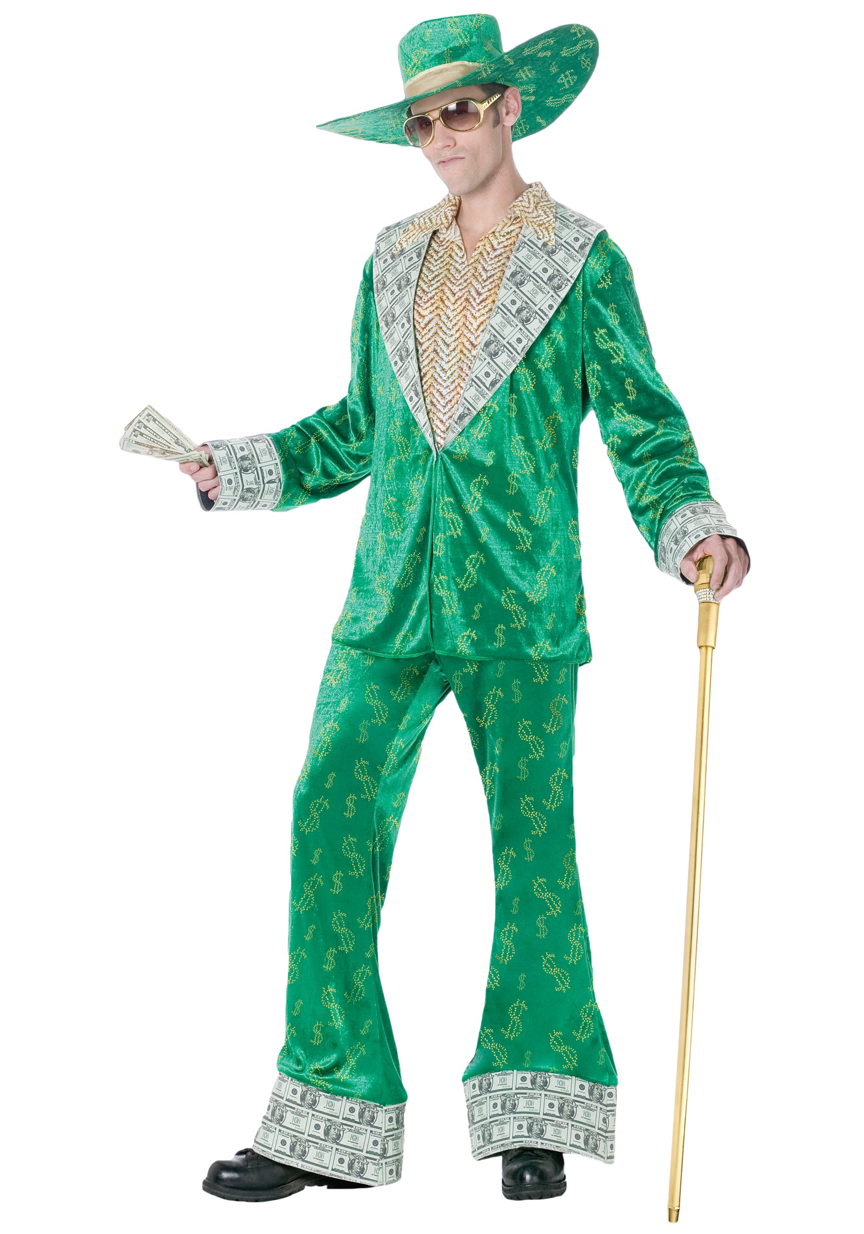 Big Money Pimp Costumes  sc 1 st  Halloween Costumes & Big Money Pimp Costumes - Halloween Costume Ideas 2016