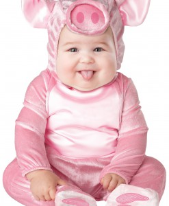 Infant Lil Piggy Costume