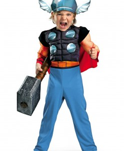 Toddler Thor Costume