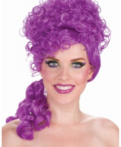 Big Top Belle Clown Wig
