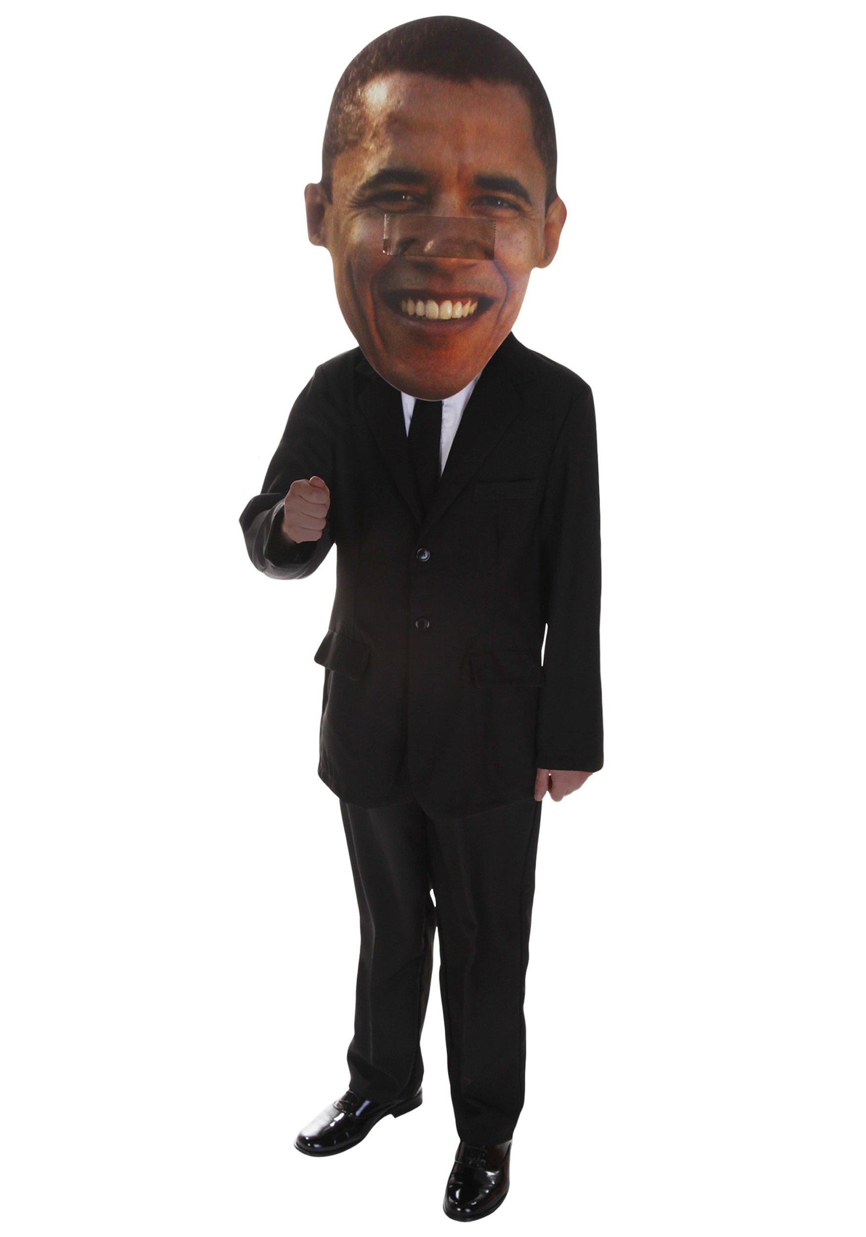 big head mask obama - halloween costume ideas 2018