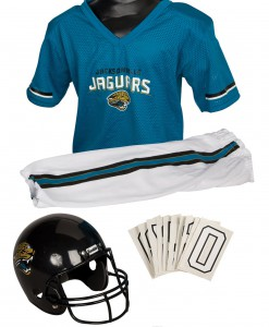 NFL Jaguars Uniform Costume