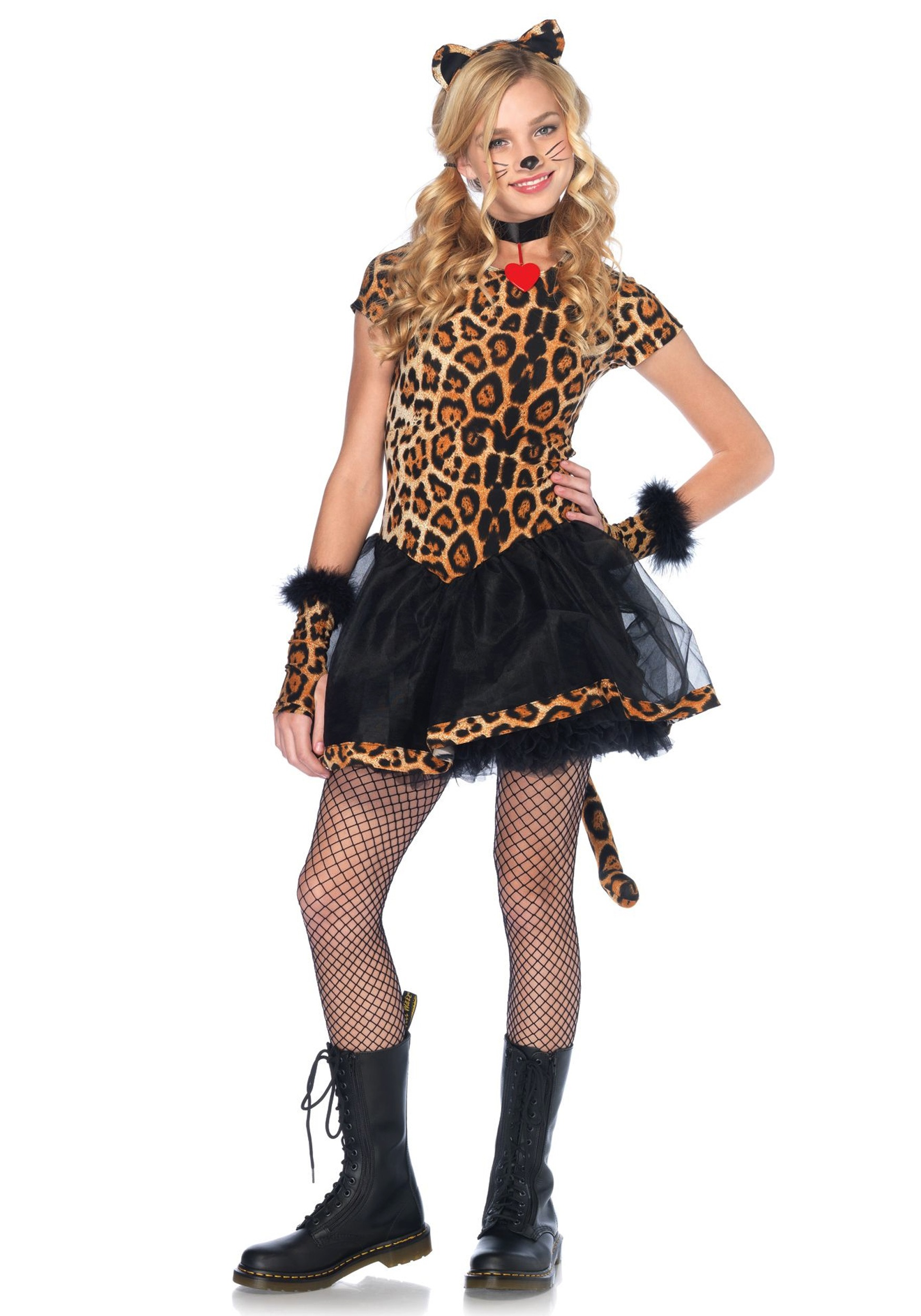 3ddcf9861b Teen Wicked Wildcat Costume Sc 1 St Halloween Costumes. image number 14 of tutu  costumes for adults ...