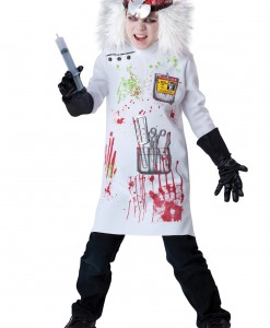 Child Mad Scientist Costume