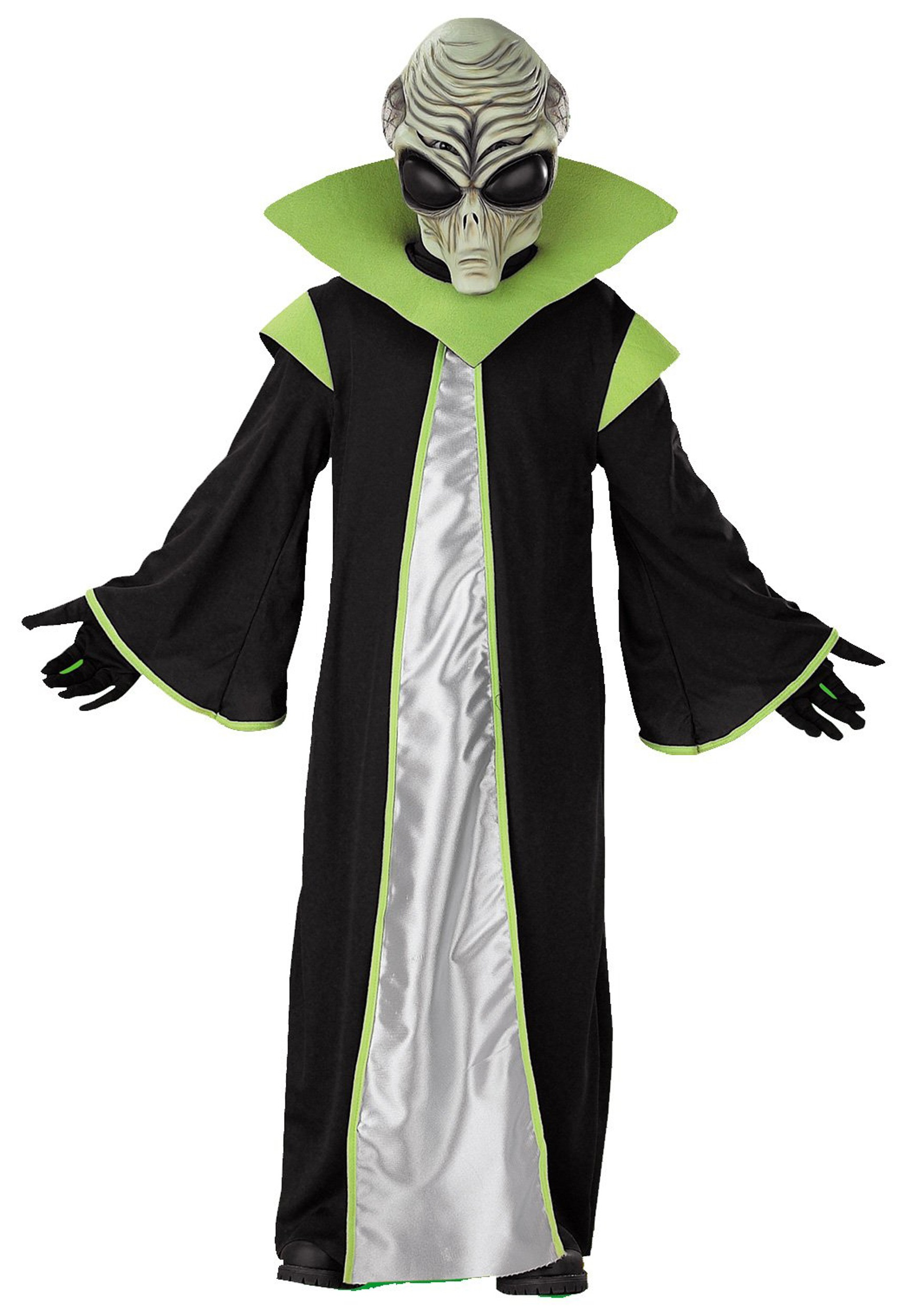Kids Deluxe Alien Costume  sc 1 st  Halloween Costumes & Kids Deluxe Alien Costume - Halloween Costume Ideas 2016