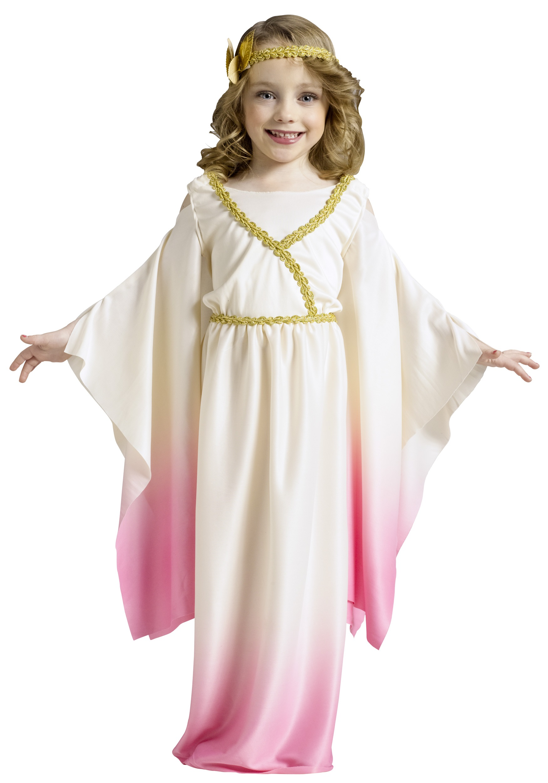 Toddler Athena Goddess Costume - Halloween Costume Ideas 2016