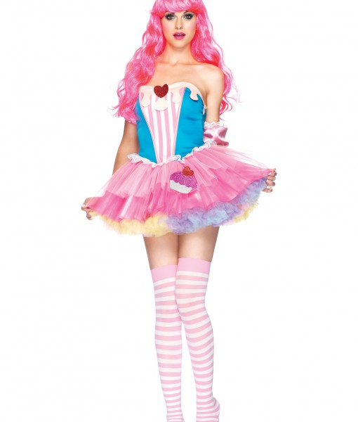 Sugar and Spice Cupcake Costume