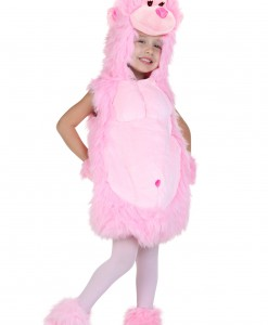 Toddler Pink Gorilla Costume