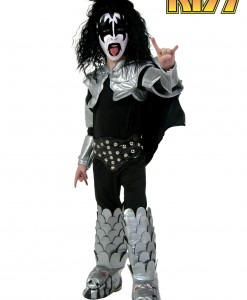 Kids Deluxe Destroyer Demon Costume