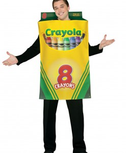 Adult Crayon Box Costume