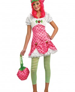 Tween Strawberry Shortcake Costume
