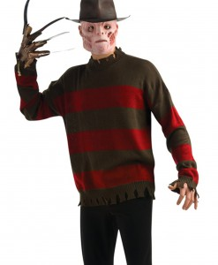 Deluxe Freddy Krueger Sweater