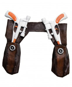Cad Bane Guns and Holster