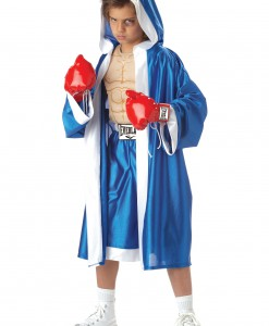 Kids Everlast Boxer Costume