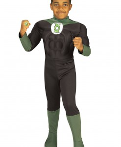 Kids Green Lantern Costume