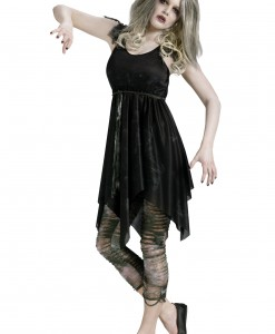 Teen Night Zombie Costume