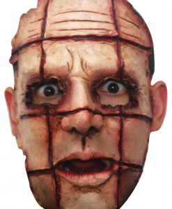 Slashed Serial Killer Mask