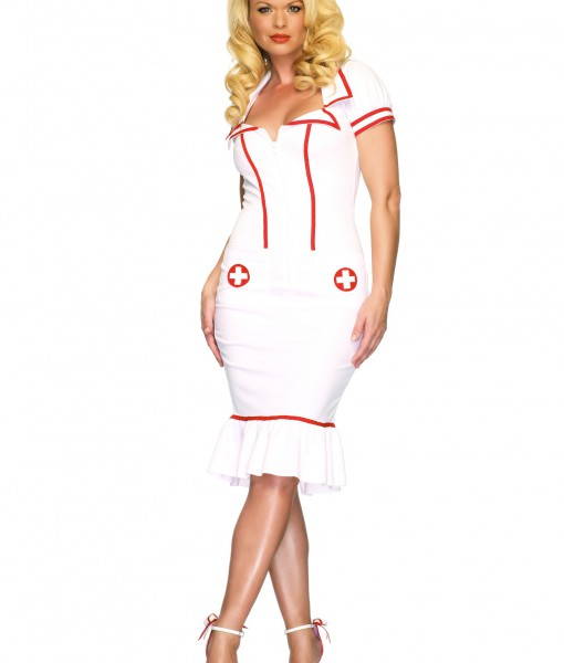 Womens Nurse Costume