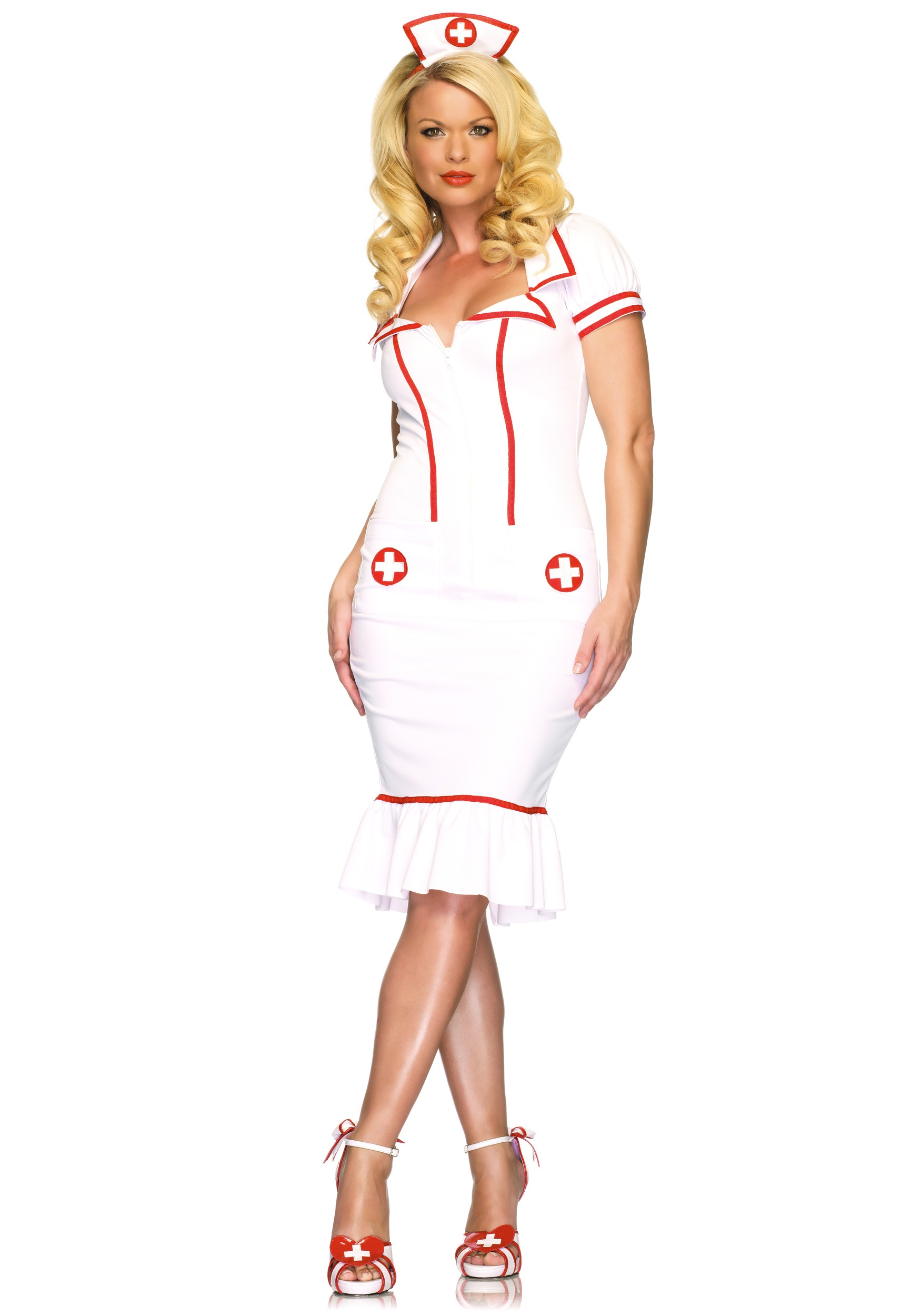 womens nurse costume - halloween costume ideas 2018
