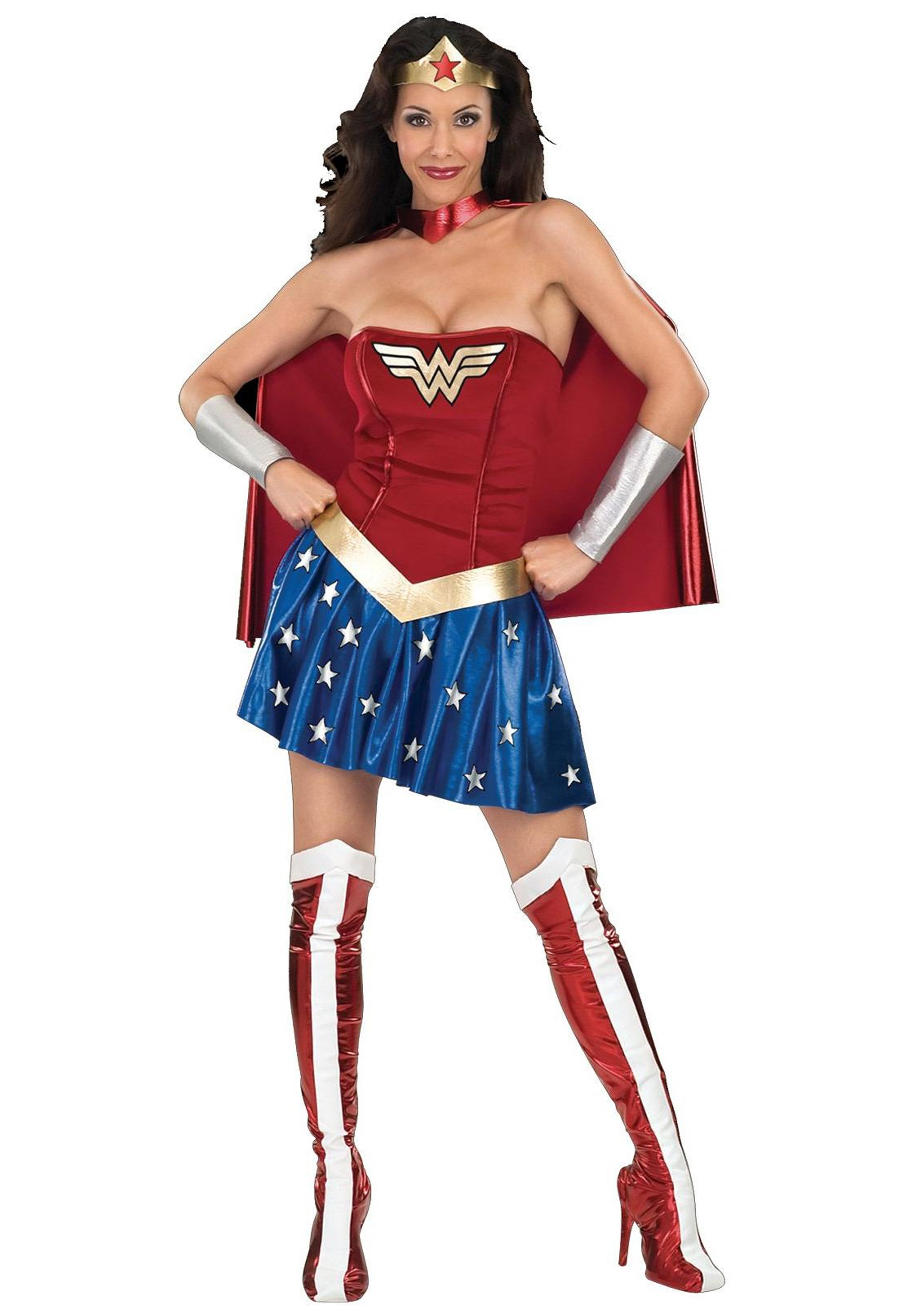 adult wonder woman costume - halloween costume ideas 2018