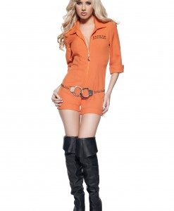 Womens Prison Jumpsuit