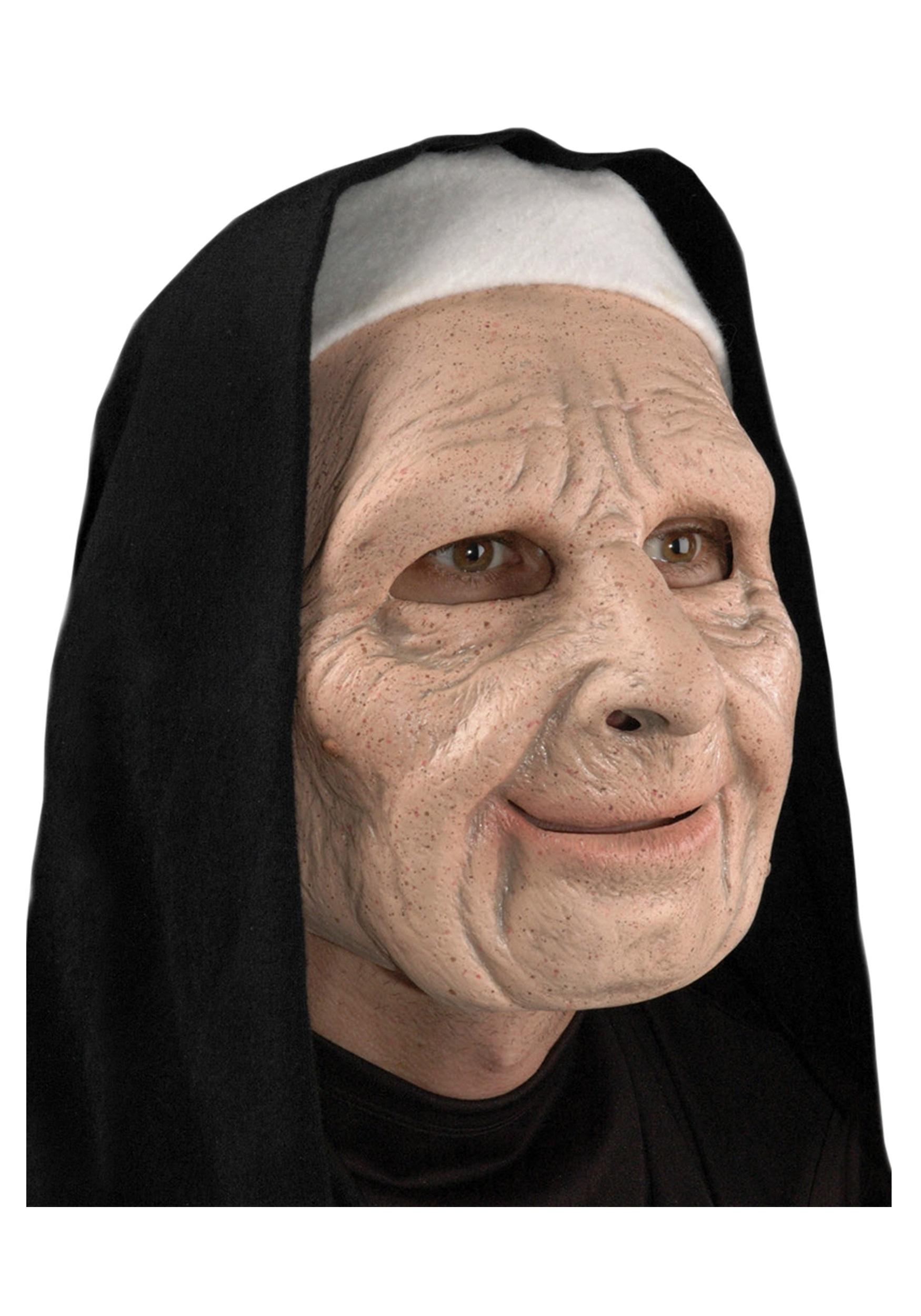 The Town Scary Nun Mask - Halloween Costume Ideas 2016