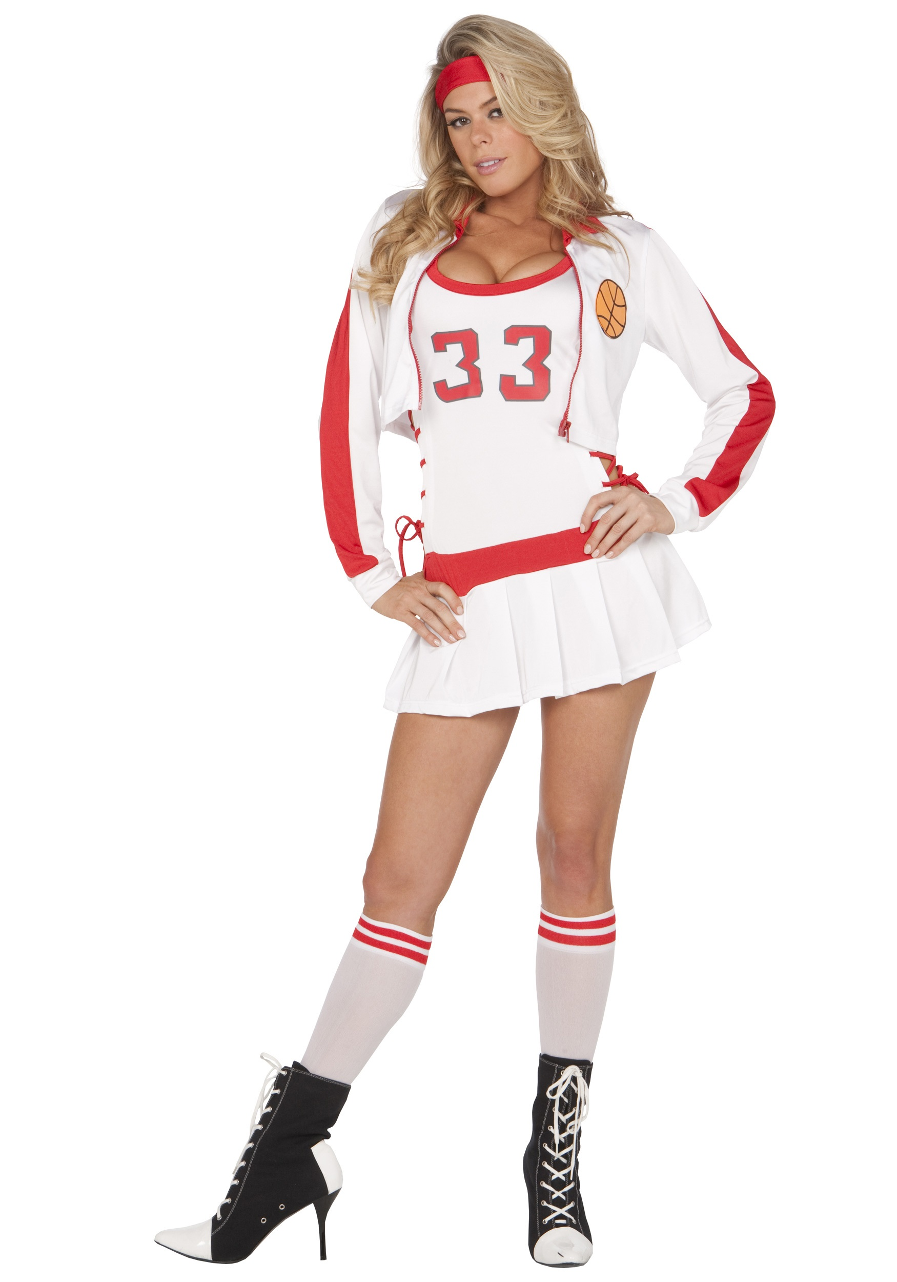 Sexy basketball player costume