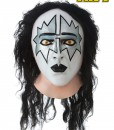Full KISS Spaceman Mask