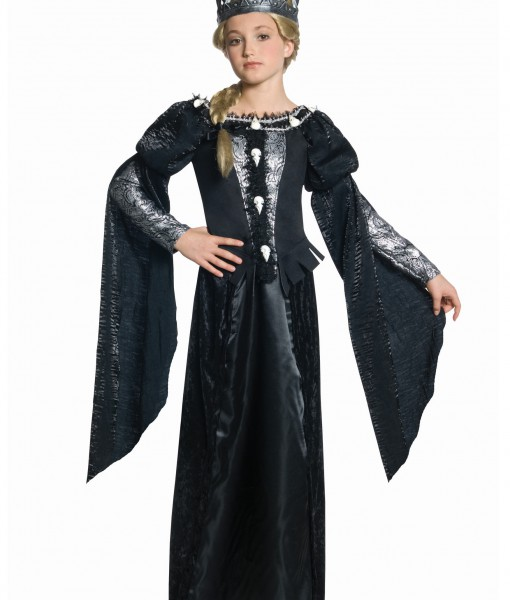 Tween Queen Ravenna Costume