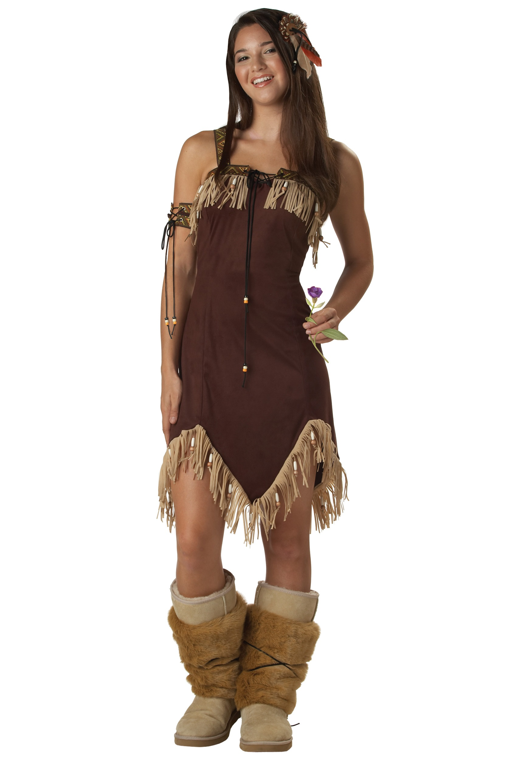 teen indian princess costume - halloween costume ideas 2018