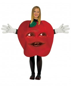 Teen Midget Apple Costume