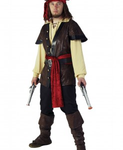 Men's Rustic Pirate Costume