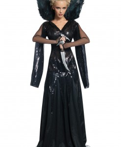 Deluxe Adult Queen Ravenna Dress