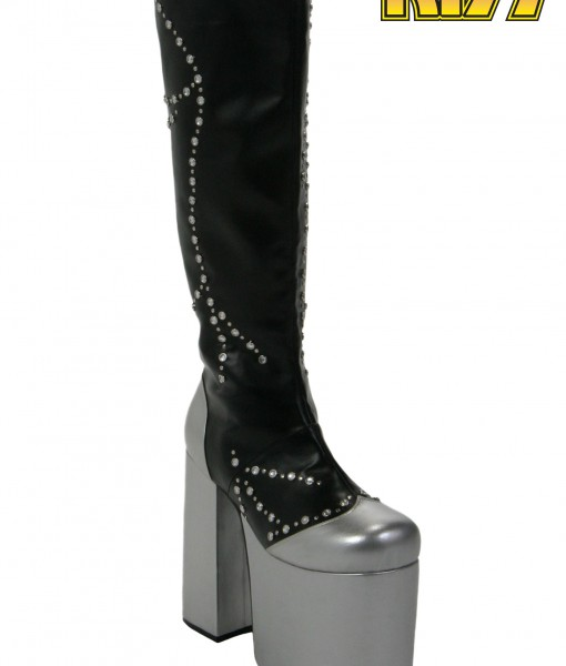 Starchild KISS Destroyer Boots