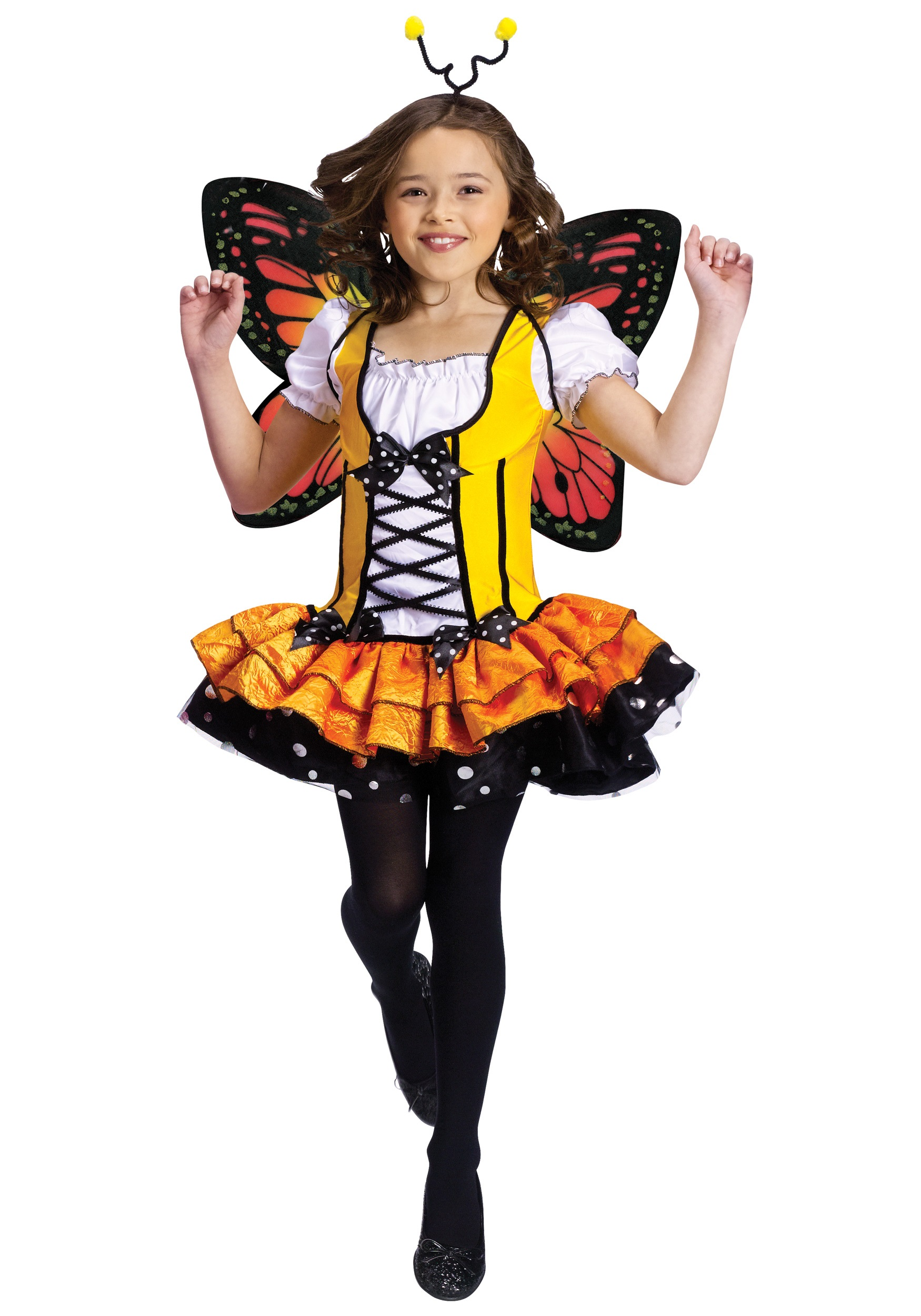 Child Butterfly Princess Costume