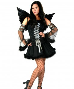 Dark Angel Costume