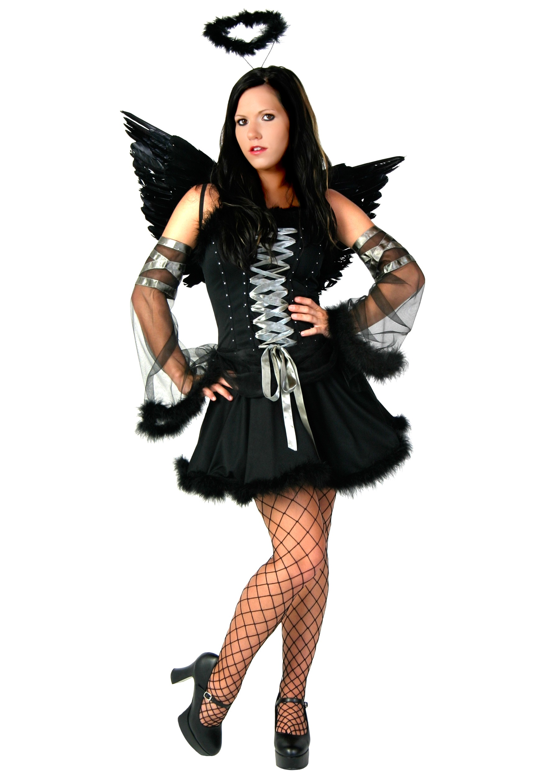 dark angel costume halloween costume ideas 2016. Black Bedroom Furniture Sets. Home Design Ideas