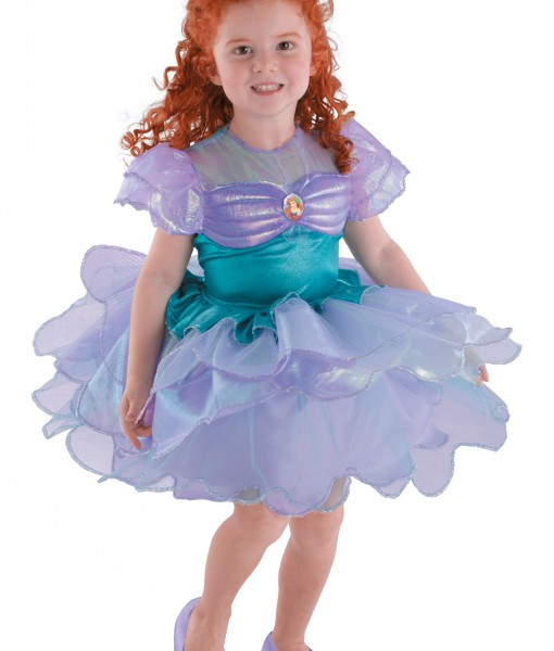 Toddler Ballerina Ariel Costume
