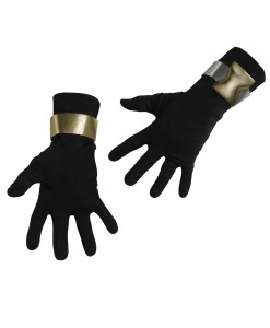 Deluxe Kids Snake Eyes Gloves