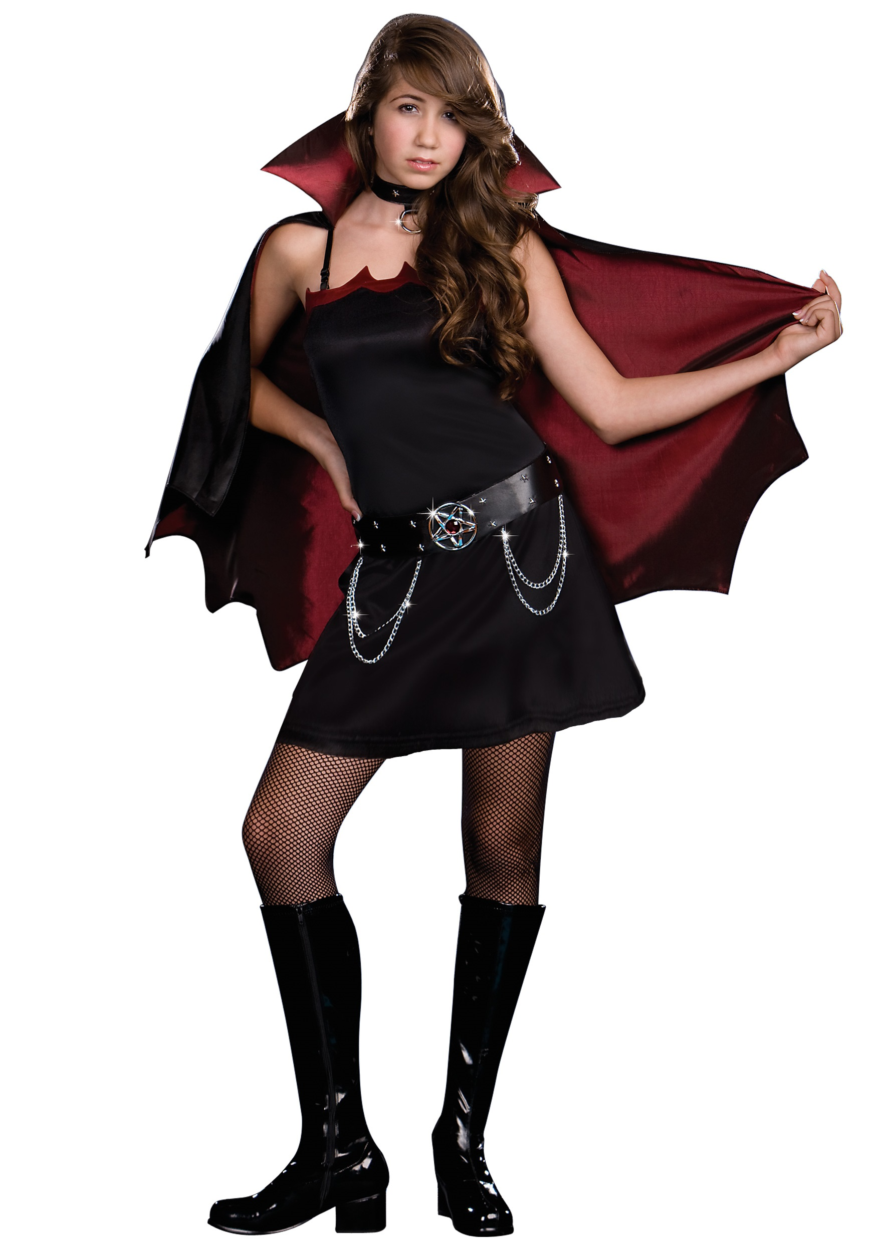 Teen Twilight Bite Vampire Costume - Halloween Costume ...