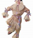 Deluxe Men's Scarecrow Costume
