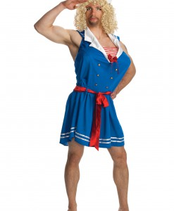Sweet Sailor Costume