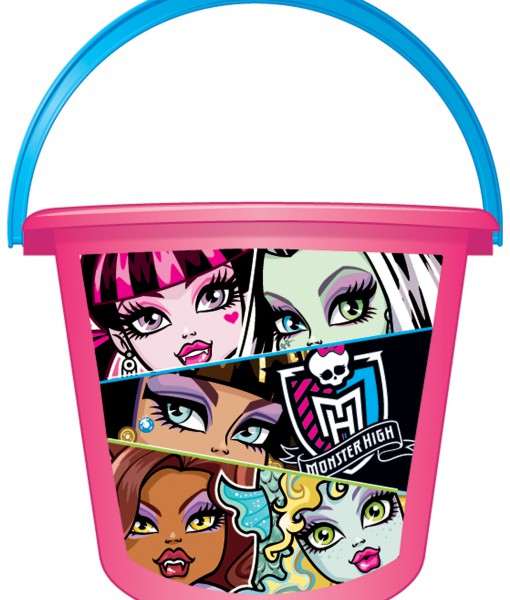 Monster High Pail