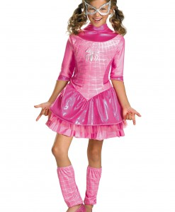 Child Pink Spider-Girl Costume