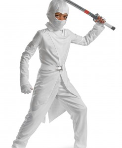 Deluxe Kids Storm Shadow Costume